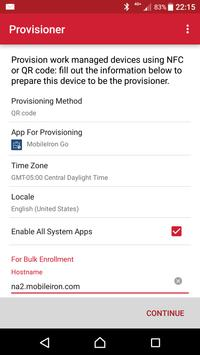MobileIron Provisioner 截图 7
