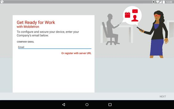 Mobile@Work APK-screenhot