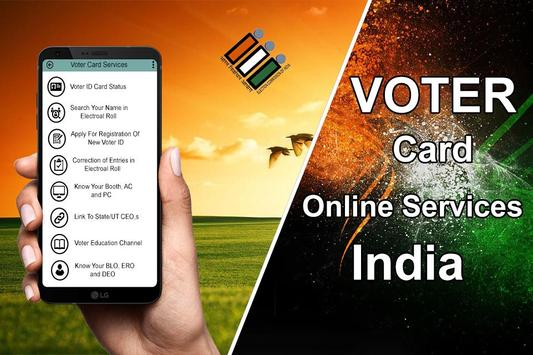 Online Voter ID Card Services apk screenshot