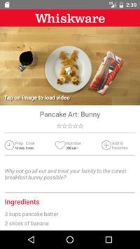 Whiskware Pancake Art apk screenshot