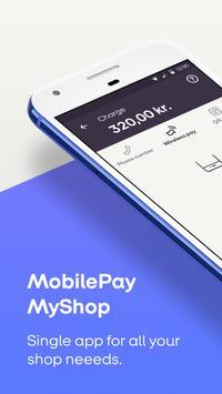 MobilePay MyShop poster