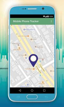 Mobile Phone Tracker apk screenshot