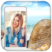 Mobile Photo Frame-Selfie Effect icon