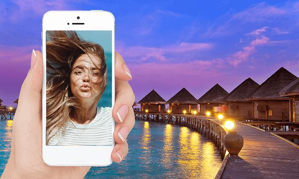 Mobile Photo Frame-Selfie Effect screenshot 1