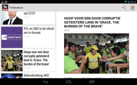 TVnieuws apk screenshot