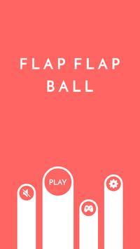 Flap Flap Ball poster