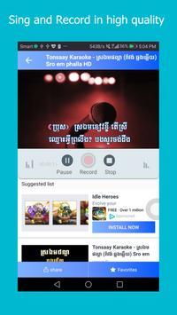 Khmer Online KTV poster