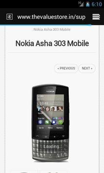 Mobile Price List apk screenshot