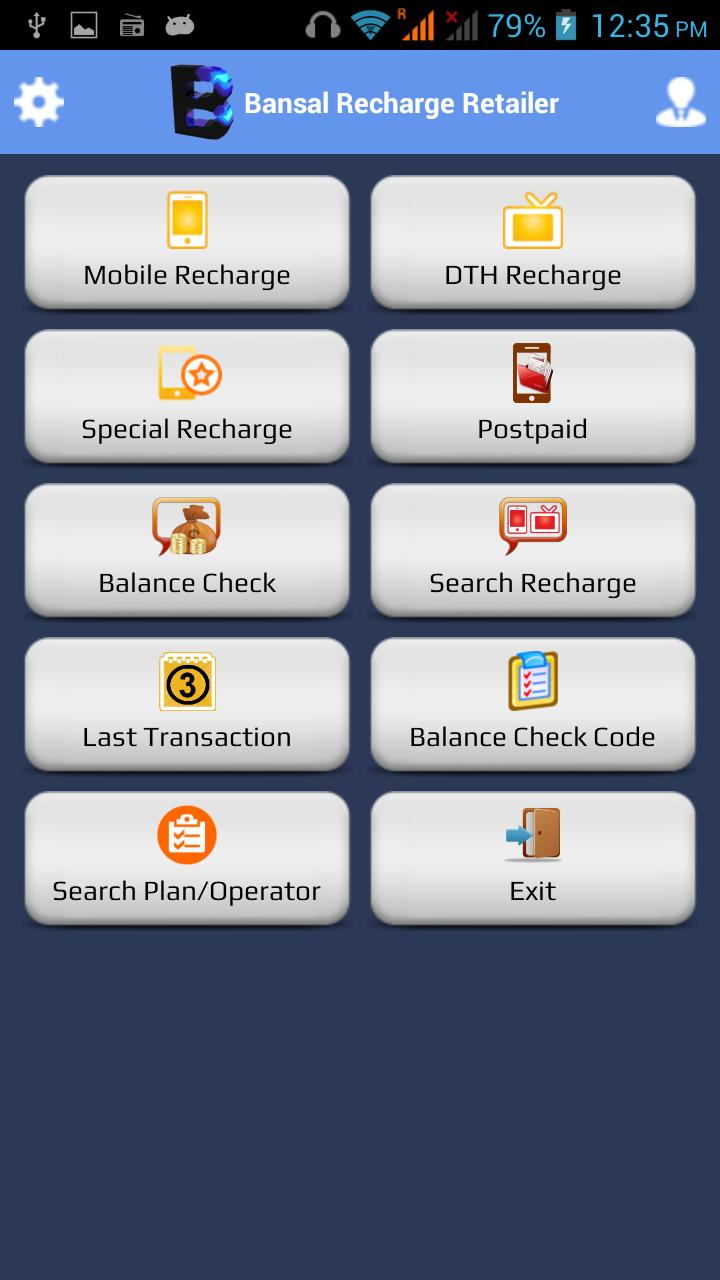 Bansal Recharge Retailer for Android - APK Download
