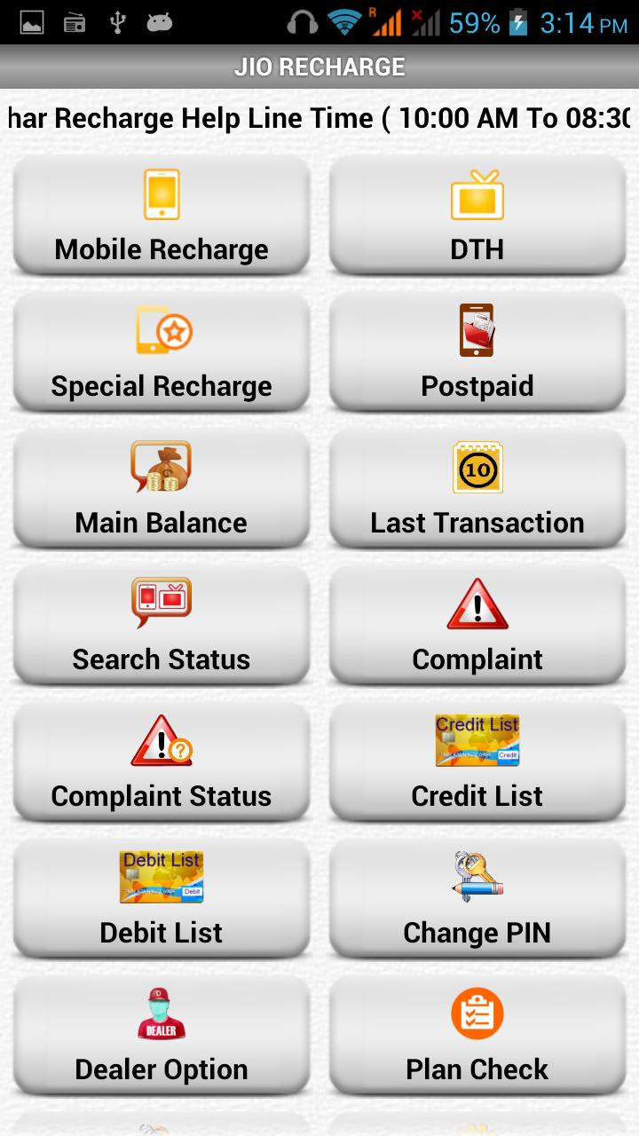 JIO Recharge for Android - APK Download