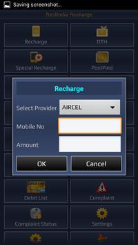 RealIndia Recharge screenshot 3