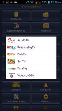 RealIndia Recharge screenshot 5