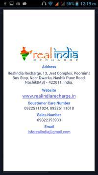 RealIndia Recharge screenshot 7