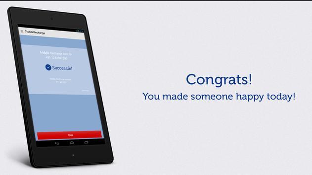 MobileRecharge - Mobile Top Up apk screenshot