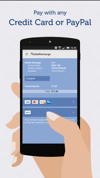 MobileRecharge - Mobile Top Up screenshot 3