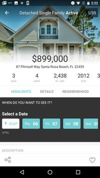 The Premier Property Group - Home Search screenshot 1