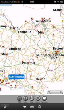 Brittany (Bretagne) FREE Guide screenshot 8