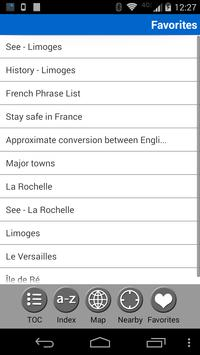Central France - FREE Guide screenshot 7