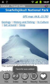 Iceland - FREE Travel Guide screenshot 2