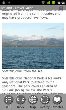 Iceland - FREE Travel Guide screenshot 3