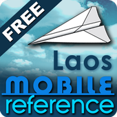 Laos - FREE Travel Guide & Map icon