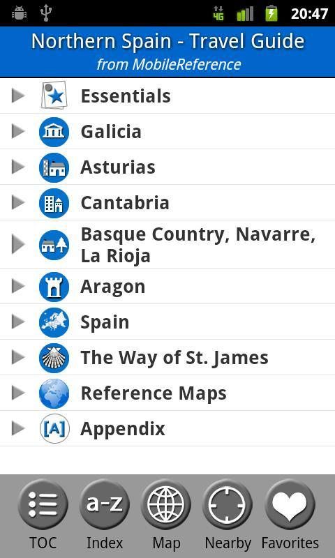 Northern Spain - FREE Guide for Android - APK Download