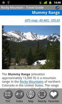 Rocky Mountain NP - FREE Guide screenshot 2