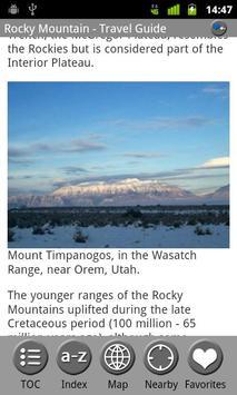 Rocky Mountain NP - FREE Guide screenshot 3