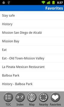 San Diego - FREE Travel Guide screenshot 7