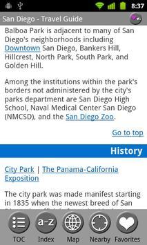 San Diego - FREE Travel Guide screenshot 6
