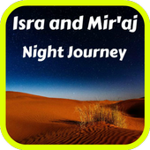 Isra and Miraj Greeting Cards icon