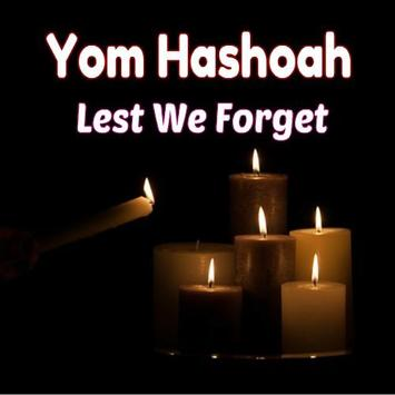 Yom Hashoah eCards apk screenshot