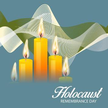 כרטיסי יום השואה screenshot 2