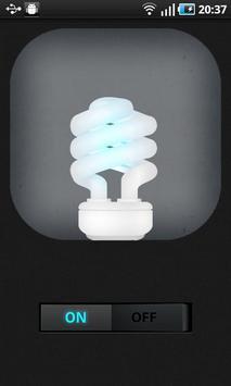 Fluorescent Flashlight (LED) apk screenshot