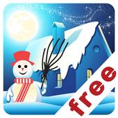 CHRISTMAS WINTER LIVEWALLPAPER icon
