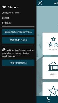 Ashton Recruitment screenshot 1