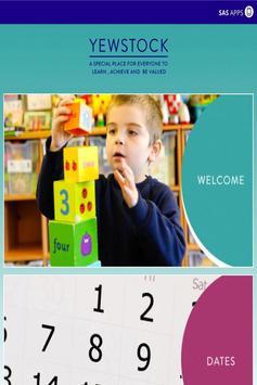 Yewstock School poster