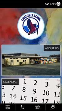 Kingfisher School poster