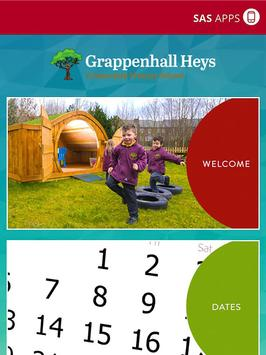 Grappenhall Heys Primary poster