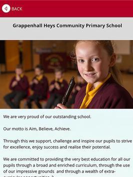 Grappenhall Heys Primary apk screenshot