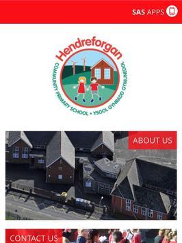 Hendreforgan Primary School poster