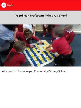 Hendreforgan Primary School apk screenshot