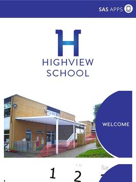 Highview School poster