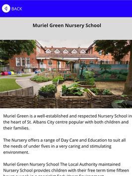 Muriel Green Nursery School screenshot 1