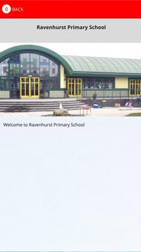 Ravenhurst Primary School apk screenshot