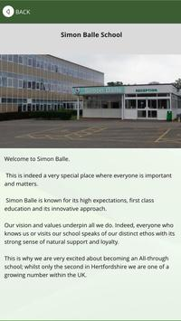 Simon Balle School apk screenshot
