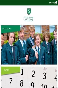 Southam College poster