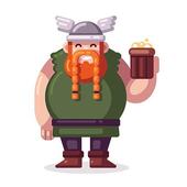 Scandinavian Mythology app icon