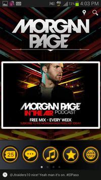 Morgan Page poster
