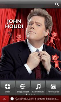John Houdi - MagiComedy poster